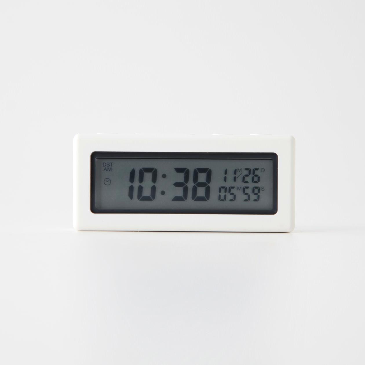 デジタルタイマー時計