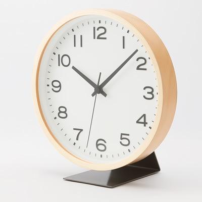 無印良品 | 壁掛時計・壁掛式CDプレーヤー用スタンドシルバー/型番:MJ‐1601 通販