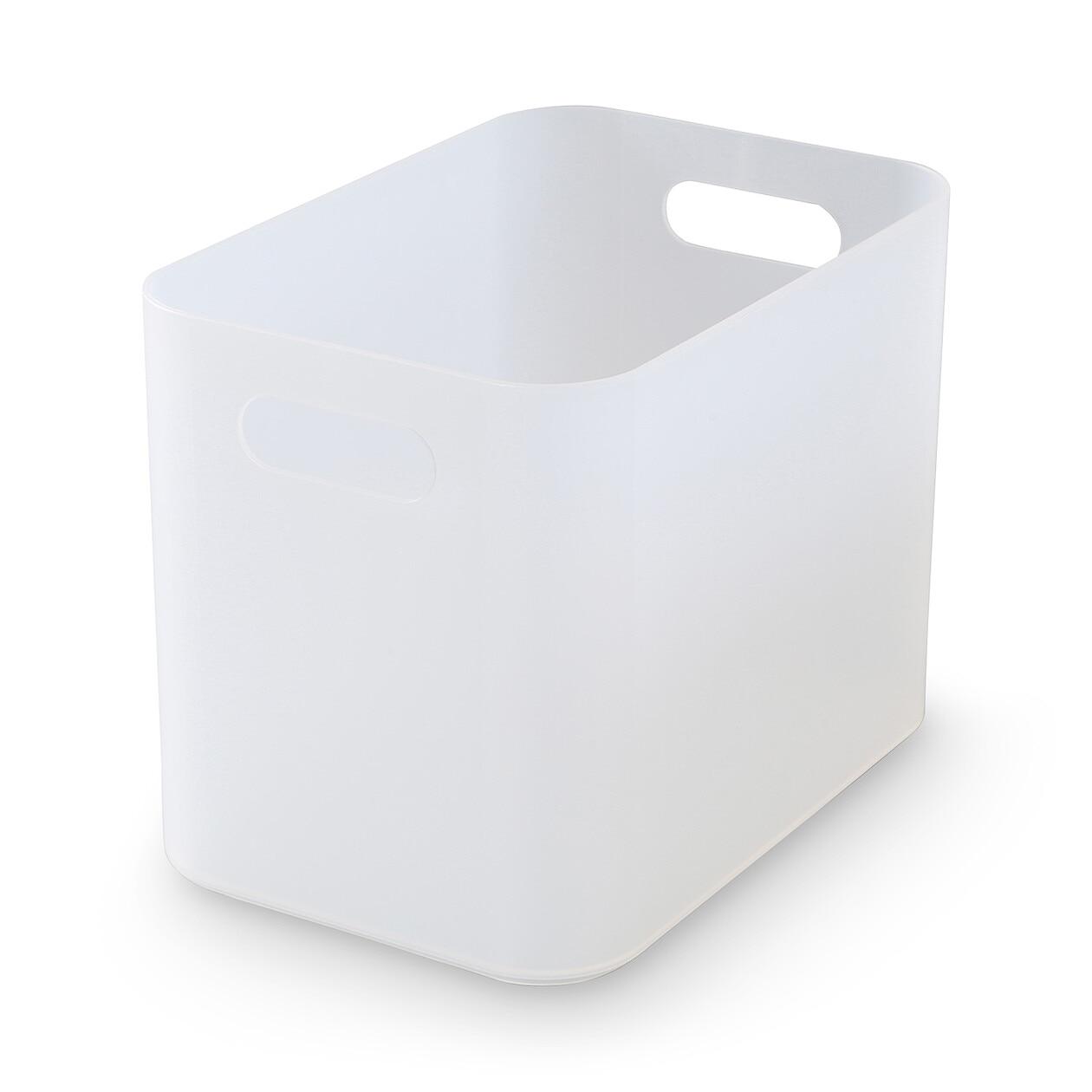 ポリプロピレンメイクボックスの写真