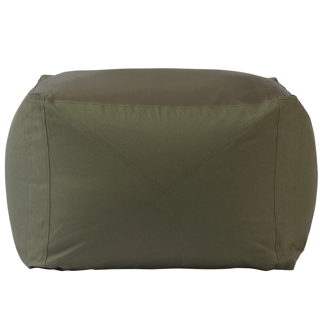 BEADS SOFA CHINO COVER / OLIVE DRAB