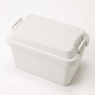 無印のポリプロピレン頑丈収納BOX. P9061071.jpg