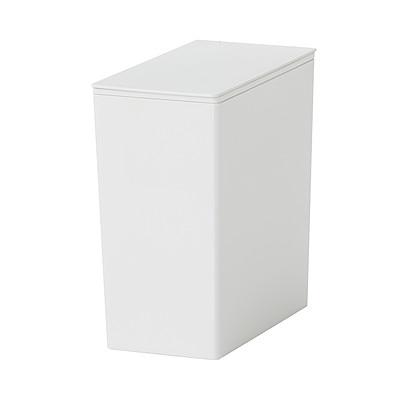 RoomClip商品情報 - ポリプロピレンごみ箱・角型・袋止め付/小(約3L)