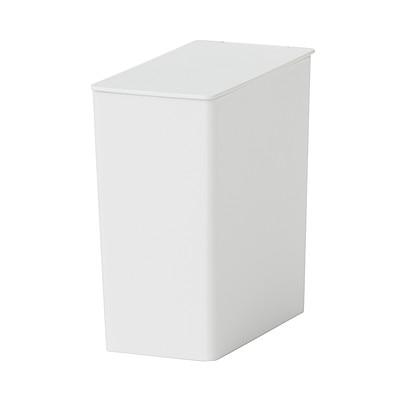 ポリプロピレンごみ箱・角型・ミニ(約0.9L)