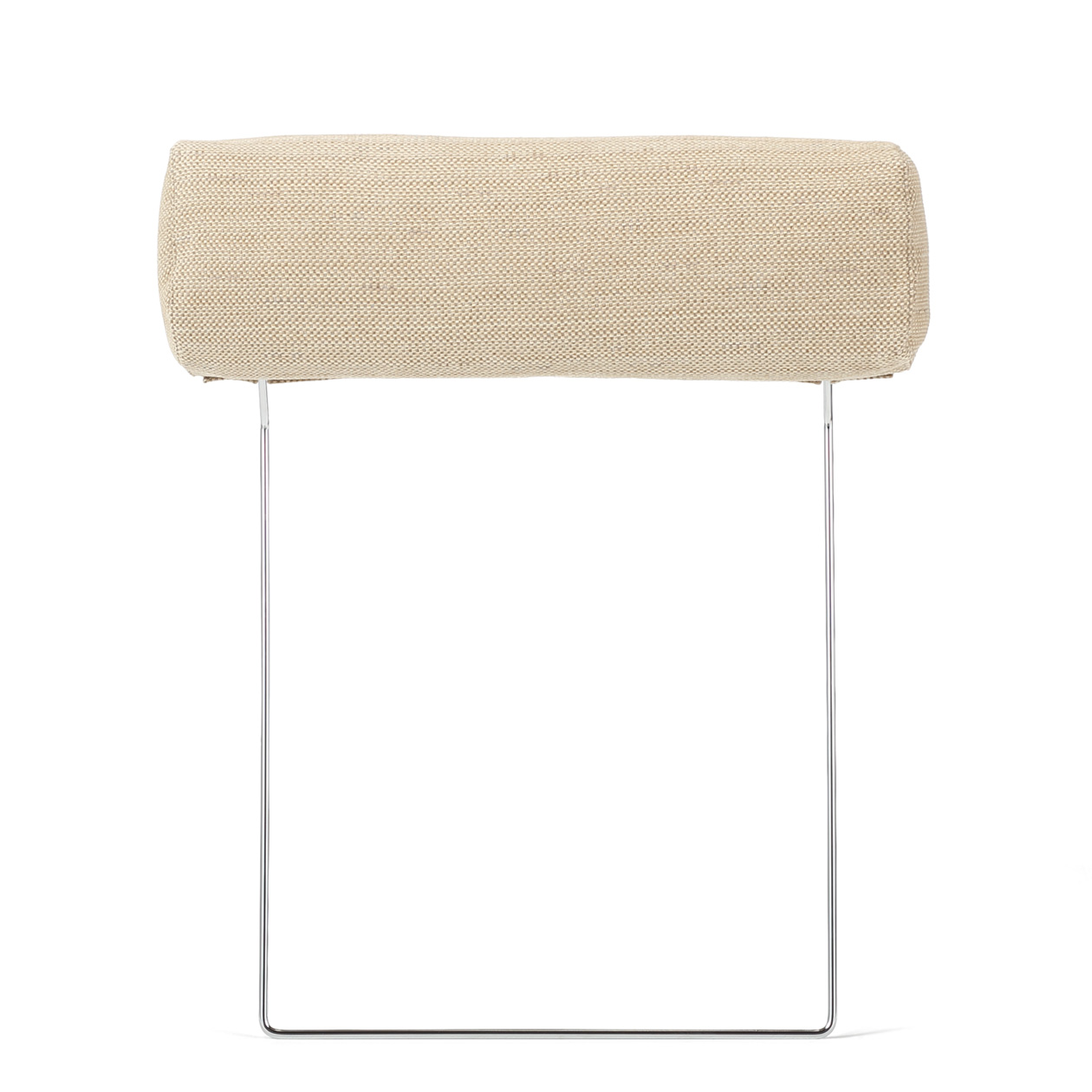 綿ポリエステル変り織ソファ本体・ヘッドレスト・2シーター用カバー/ベージュ 2シーター用/ベージュ