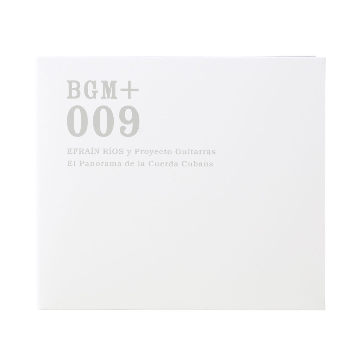 BGM+009