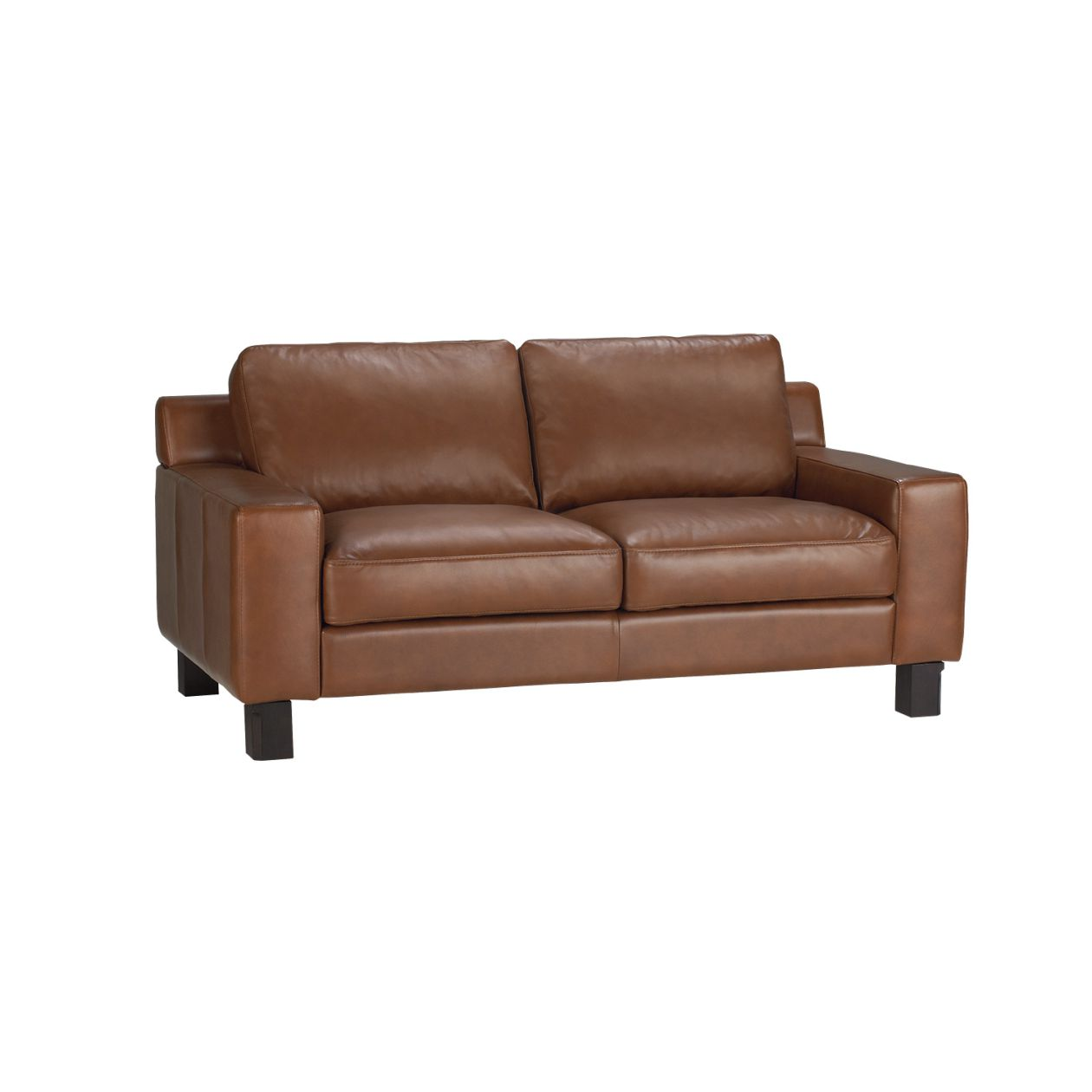 SERIEUX SOFA 1600 Lightchocolate*DB