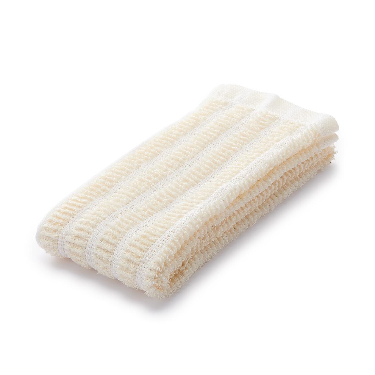 綿パイルボディタオル