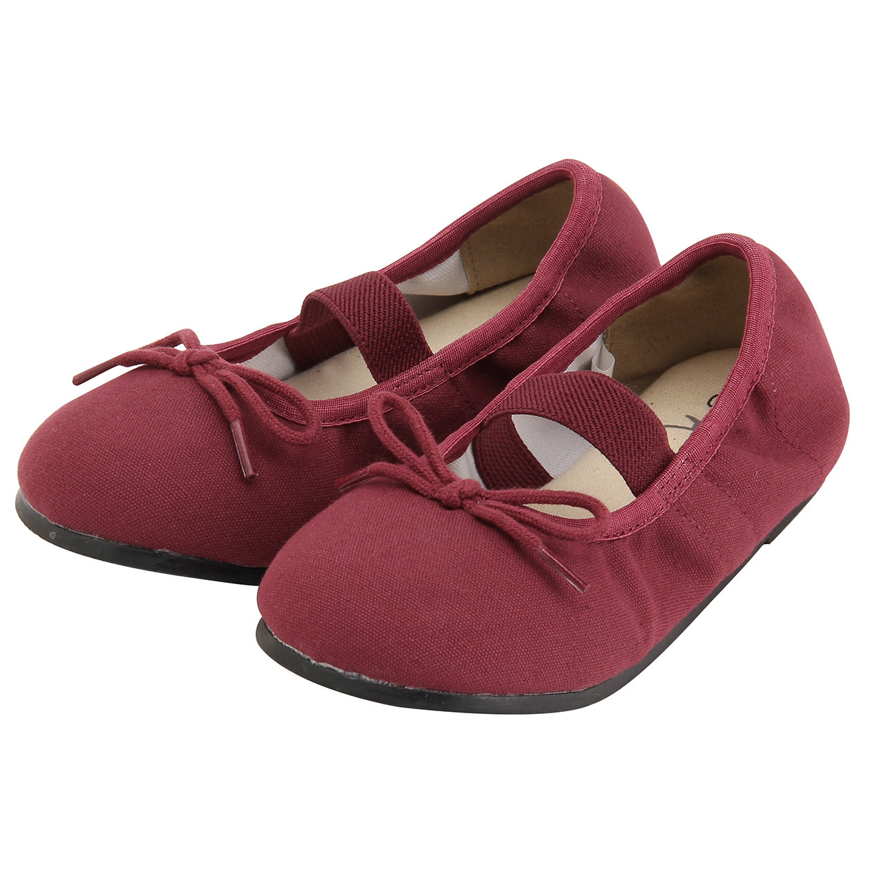344adf7239c8c BALLET SHOES (BABY) BABY 15cm RED | MUJI