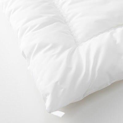 オーガニックコットンタオルケット/太ボーダー 杢糸を使って、ボーダー柄に織り上げた、タオルの心地よさをそのままに味わえるタオルケットです。