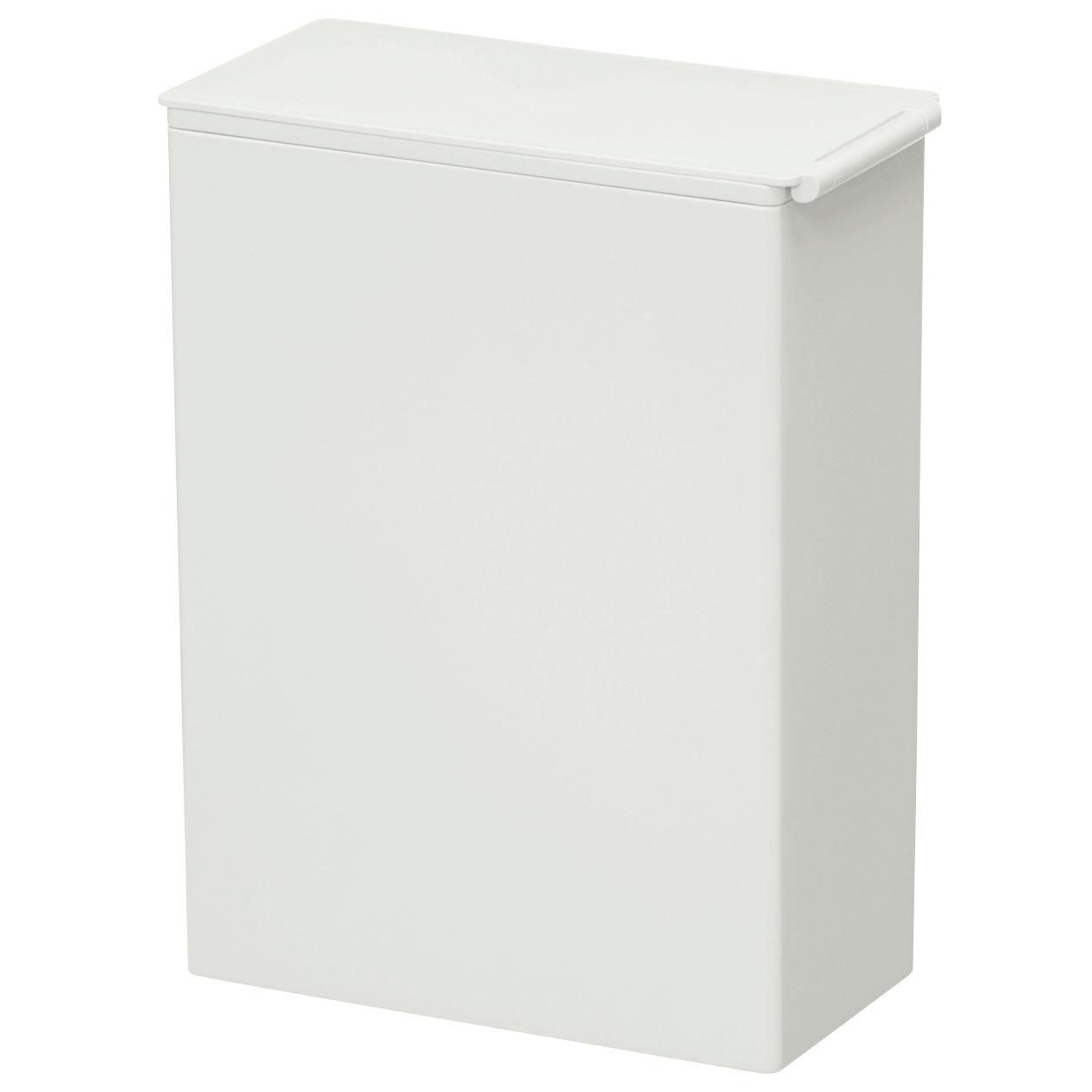 (OVERSEAS SPEC) PP DUST BIN SQUARE W/BAG STOPPER/S