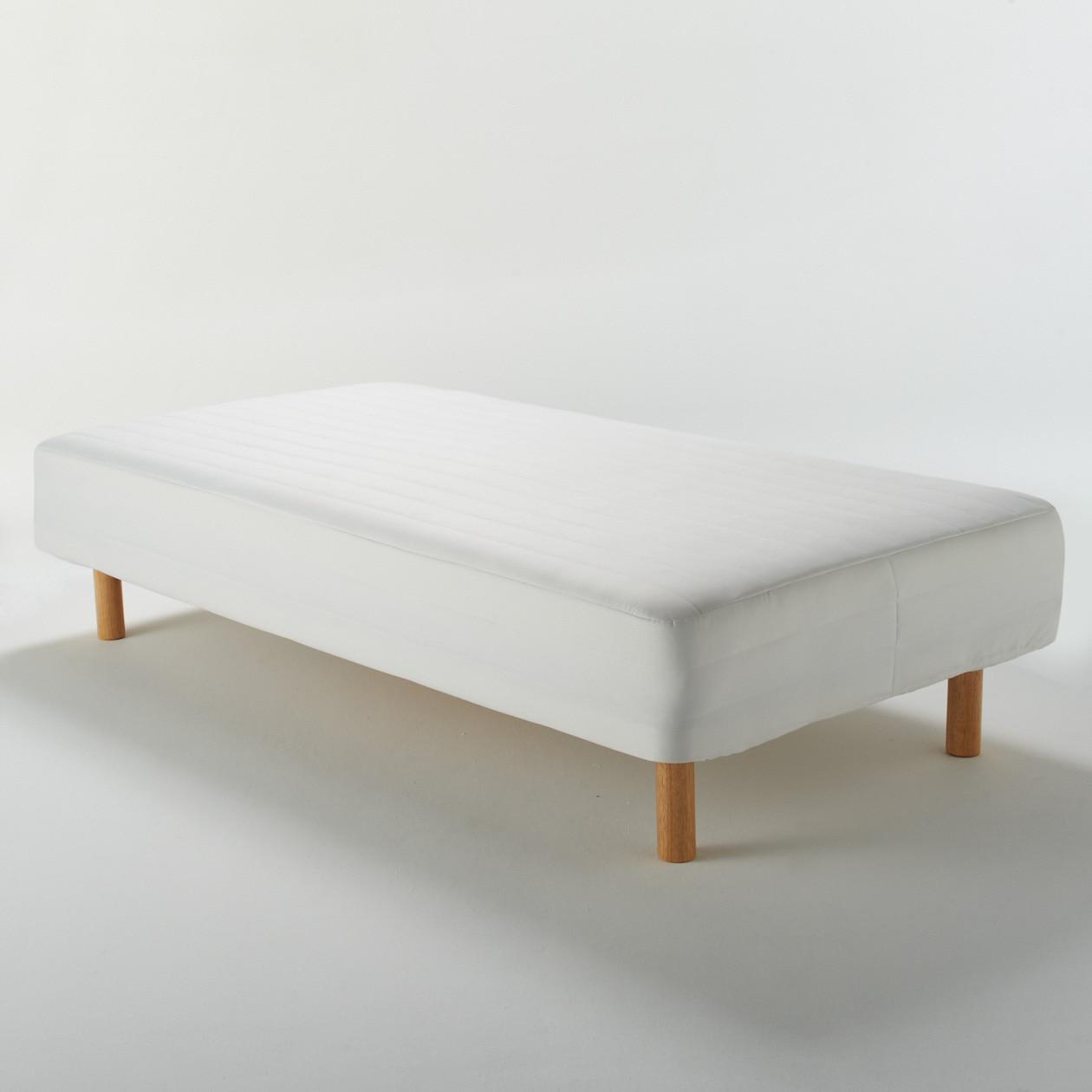 pocket mattress bed frame muji - Muji Bed Frame