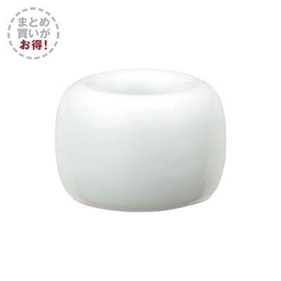 【まとめ買い】白磁歯ブラシスタンド 1本用