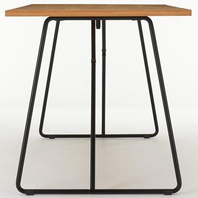 折りたたみテーブル・幅120cm・オーク材 幅120×奥行70×高さ72cm