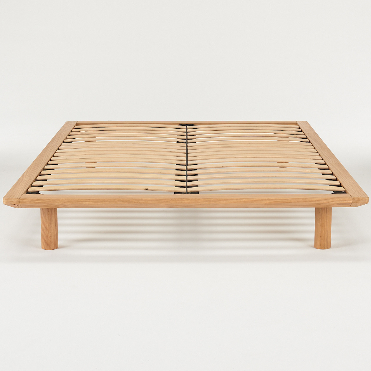 Oak Wood Bed Frame 無印良品 Muji