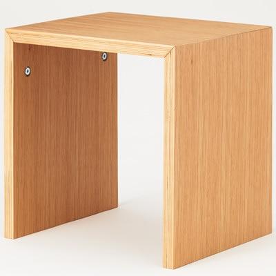無印良品のコの字の家具がキッズ家具として大活躍!