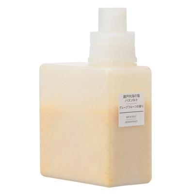 RoomClip商品情報 - 瀬戸内海の塩バスソルト・グレープフルーツの香り