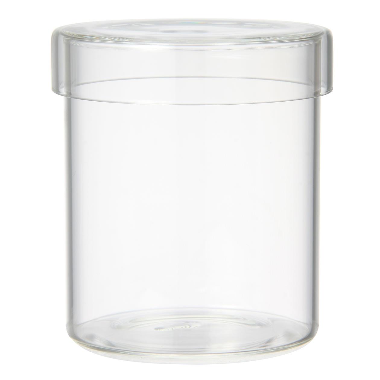 美品☆2個セット無印良品 耐熱ガラスピッチャー・小 0.7L 直径