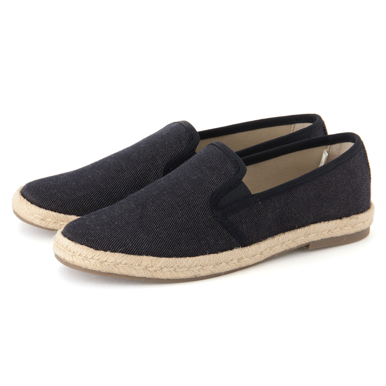 ESPADRILLE SLIP-ON SHOES