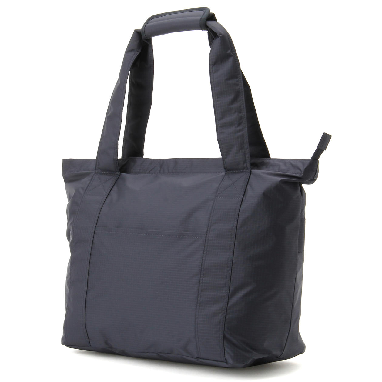 f32f2ce2c1 PARAGLIDER CLOTH FOLDABLE TOTE BAG WITH POUCH (CARRY ON) NAVY