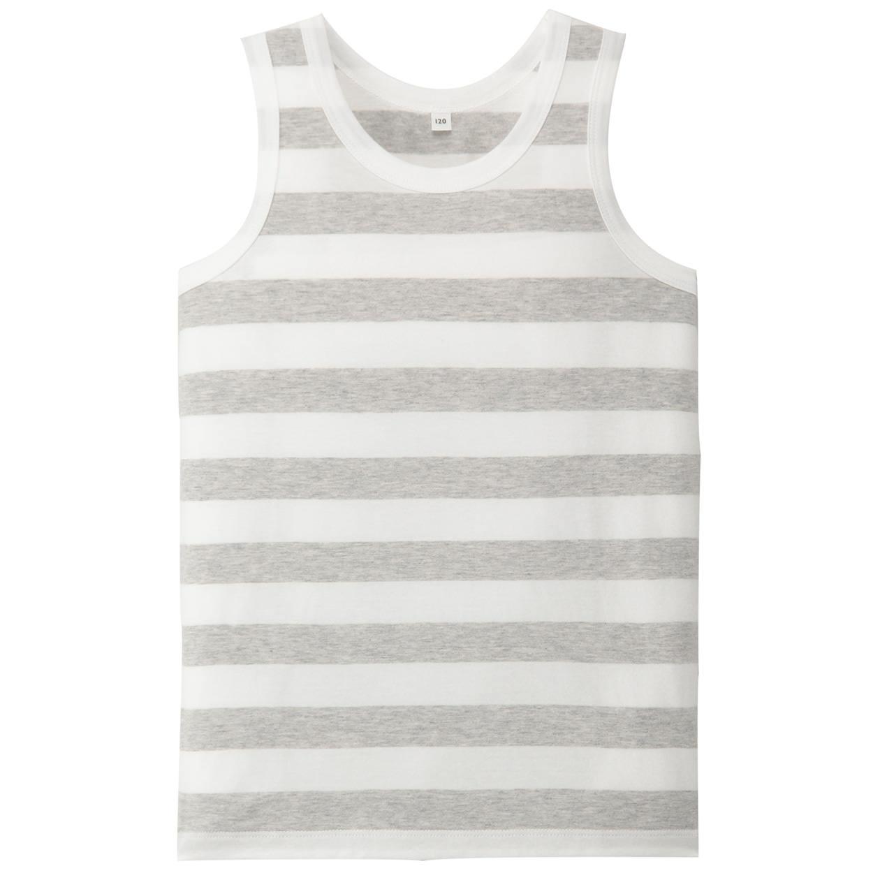 送料164円 無印良品 (100) 半袖 Tシャツ トップス キッズ 男の子 子供服