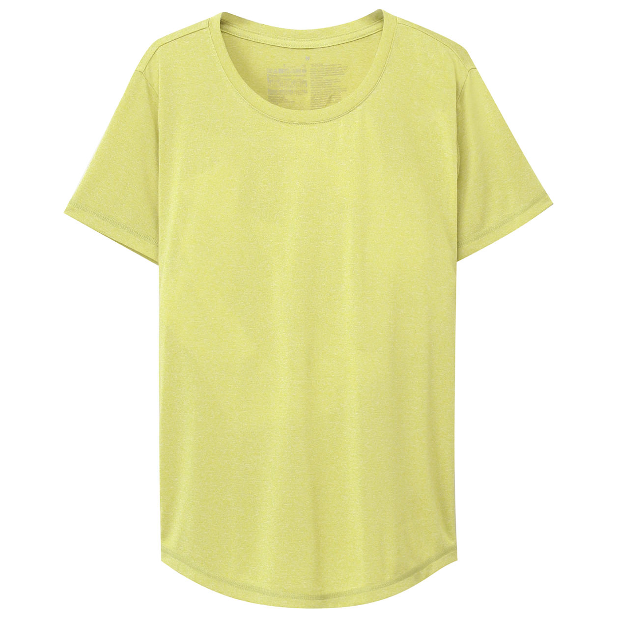 muji to run quick dry uv protection s s t shirt lady s. Black Bedroom Furniture Sets. Home Design Ideas