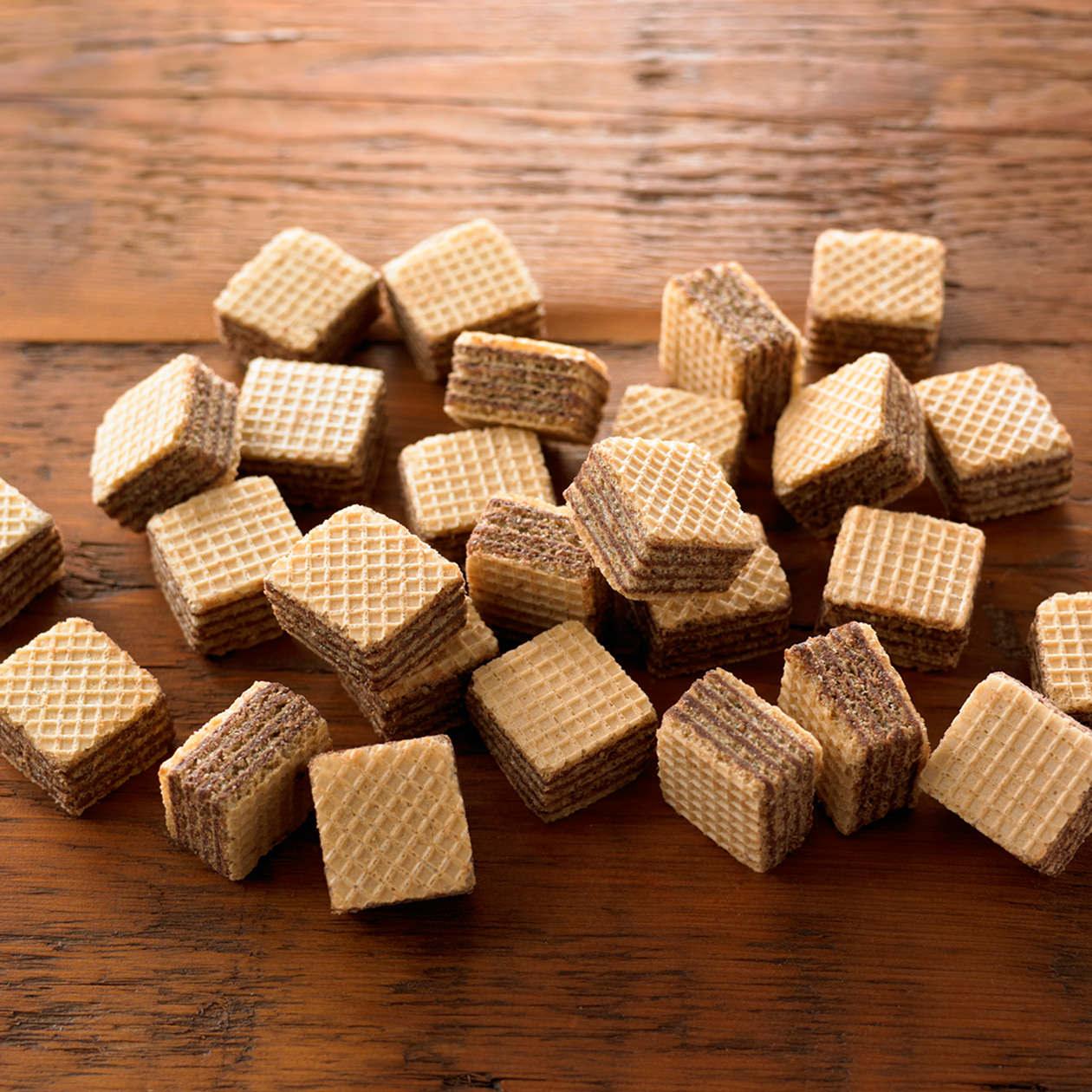ひとくちウエハース チョコクリーム