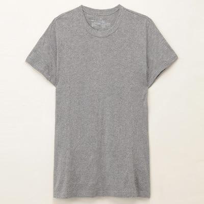 オーガニックコットン圧縮Tシャツ 紳士S・白 コンビニ受取可