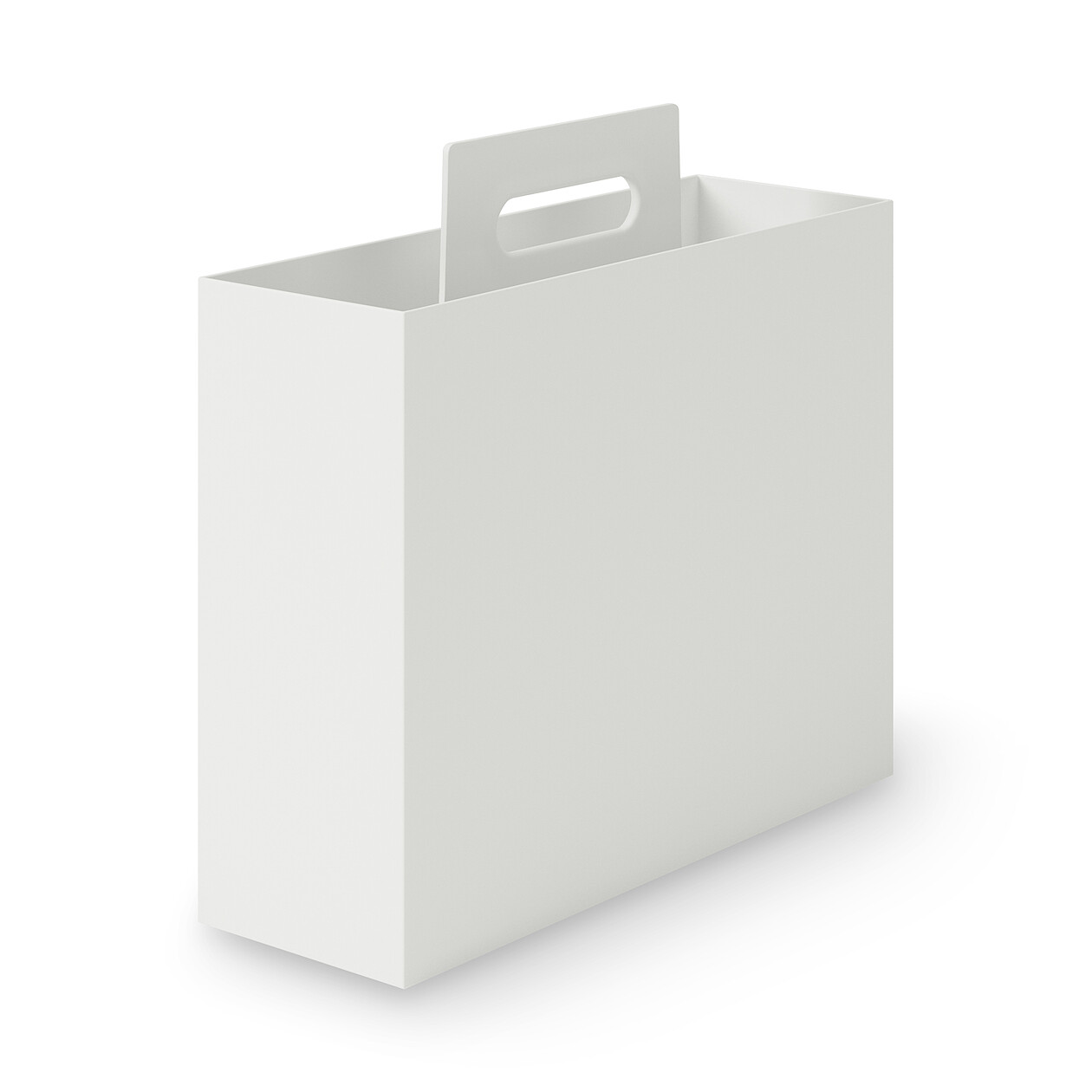 PP File Box with Handle