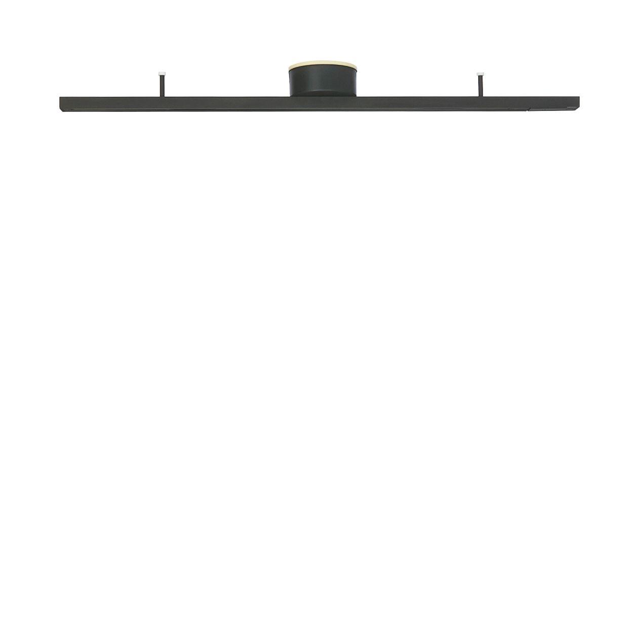 システムライト本体/ブラック ブラック