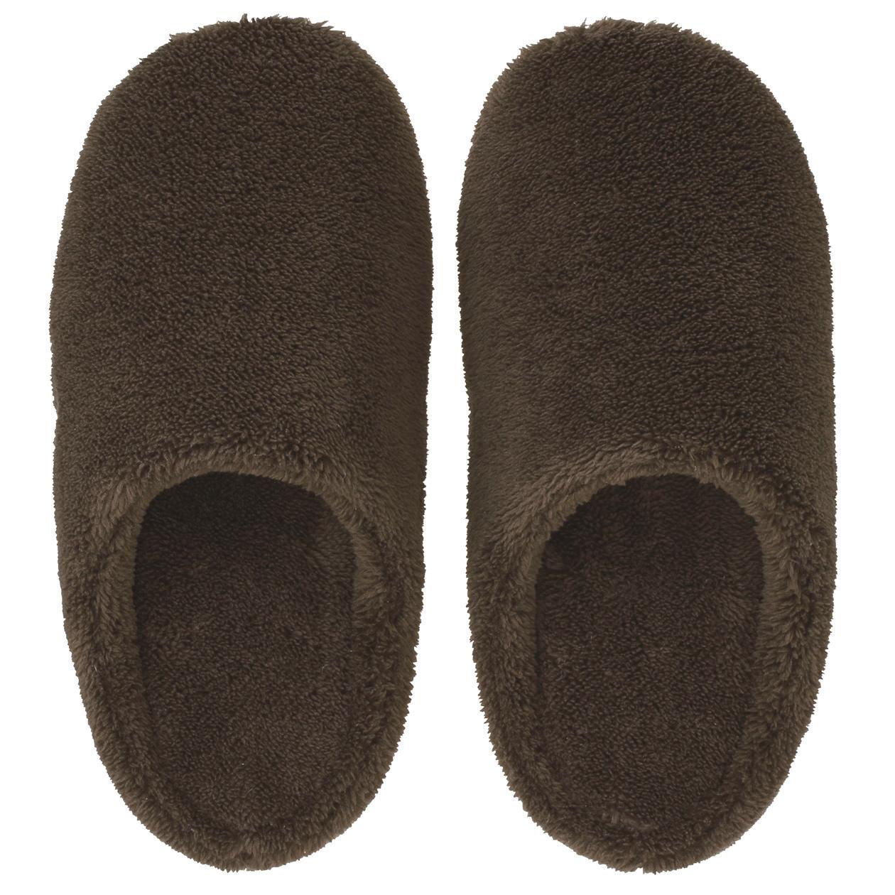 Micro Fiber Insole Cushion Slippers
