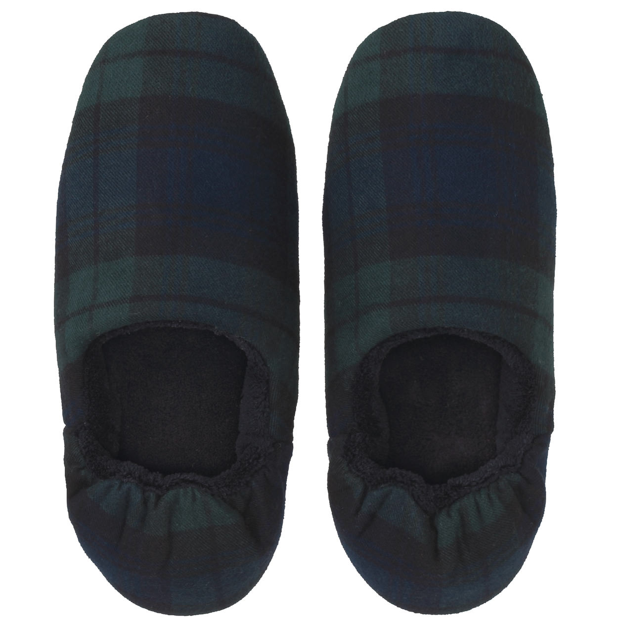 b8ecd4b2be16 FLANNEL SOFT ROOM SHOES M NAVY M23.5-25cm