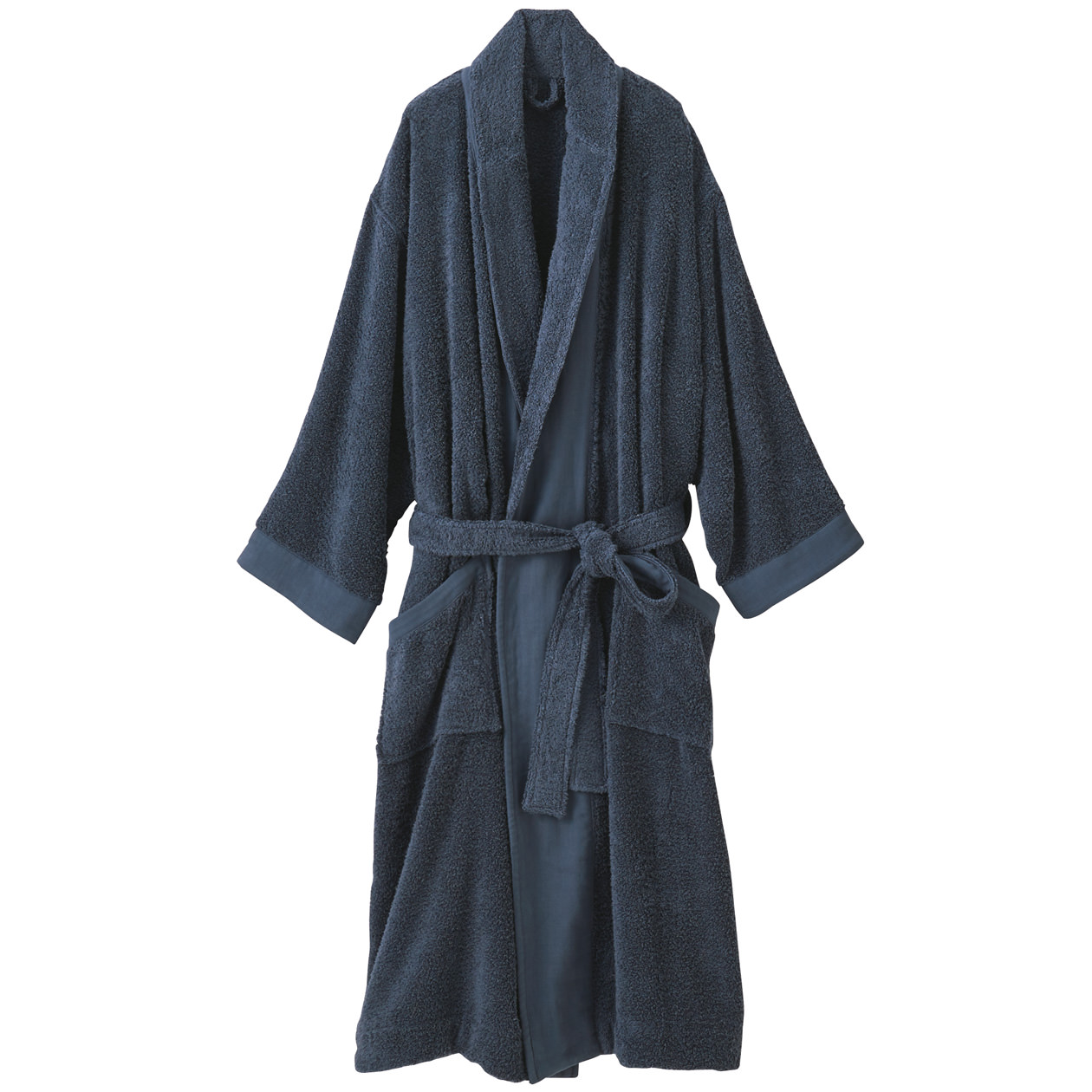 Organic Cotton Blended Soft Bathrobe