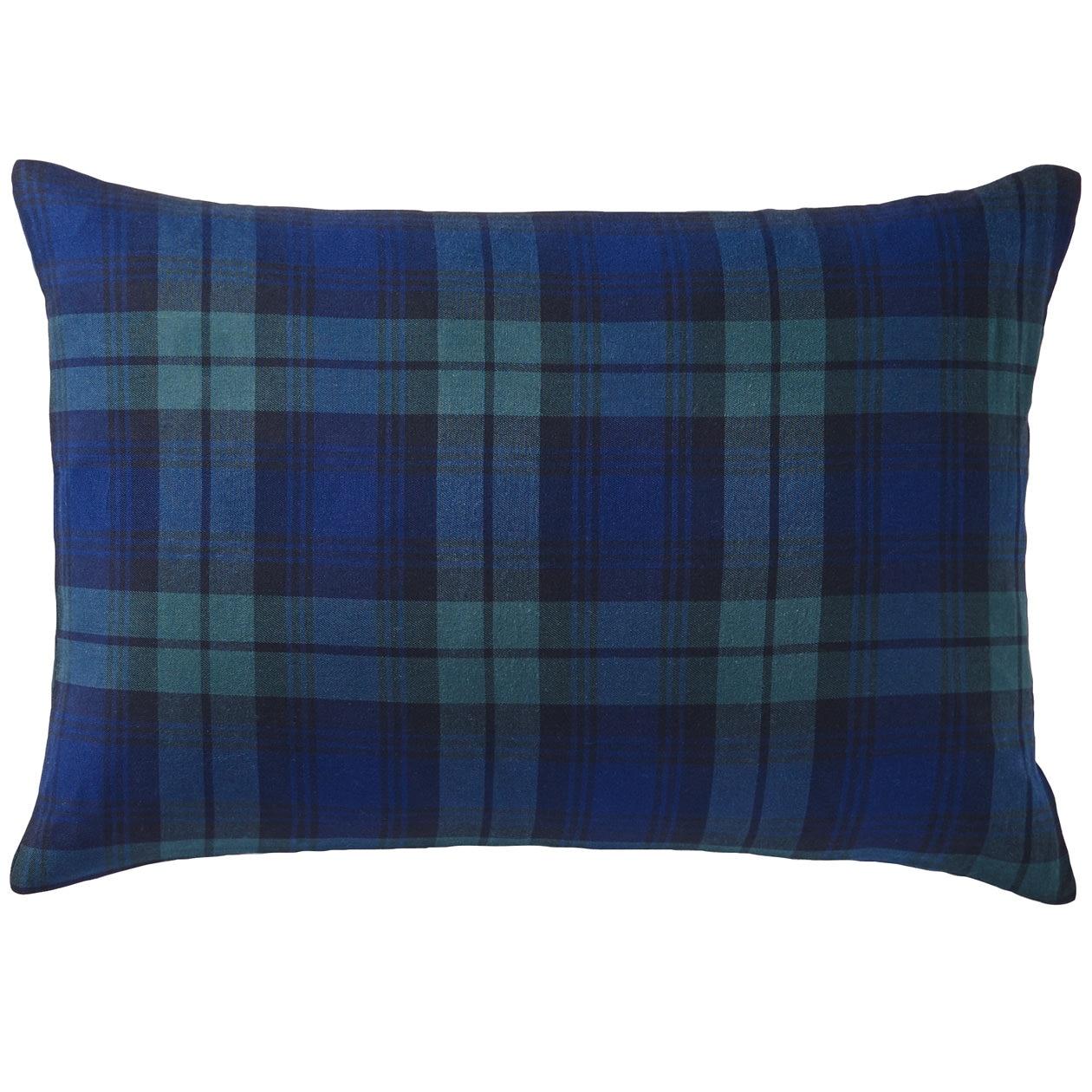 organic cotton flannel pillow case