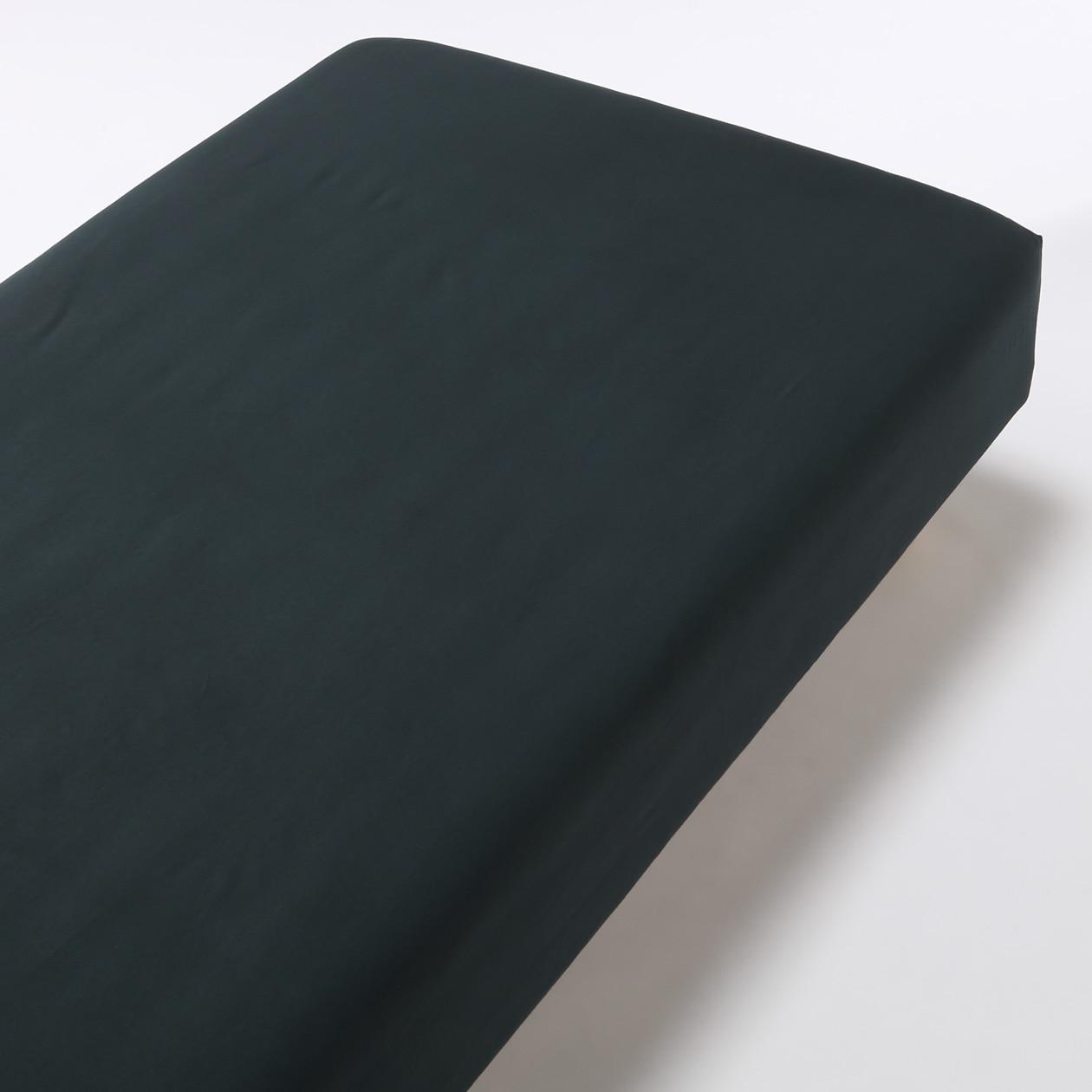 ファブリックプラス オーガニックコットン ボックスシーツ シングルサイズ 100×200×30cm 3色対応
