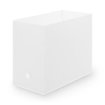 RoomClip商品情報 - ポリプロピレンファイルボックス・スタンダードタイプ・ワイド・A4用