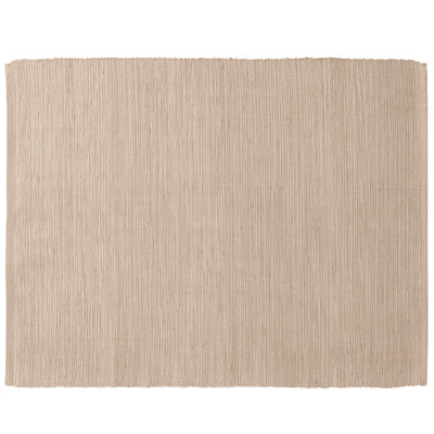 RoomClip商品情報 - インド綿手織ランチョンマット/ライトブラウン