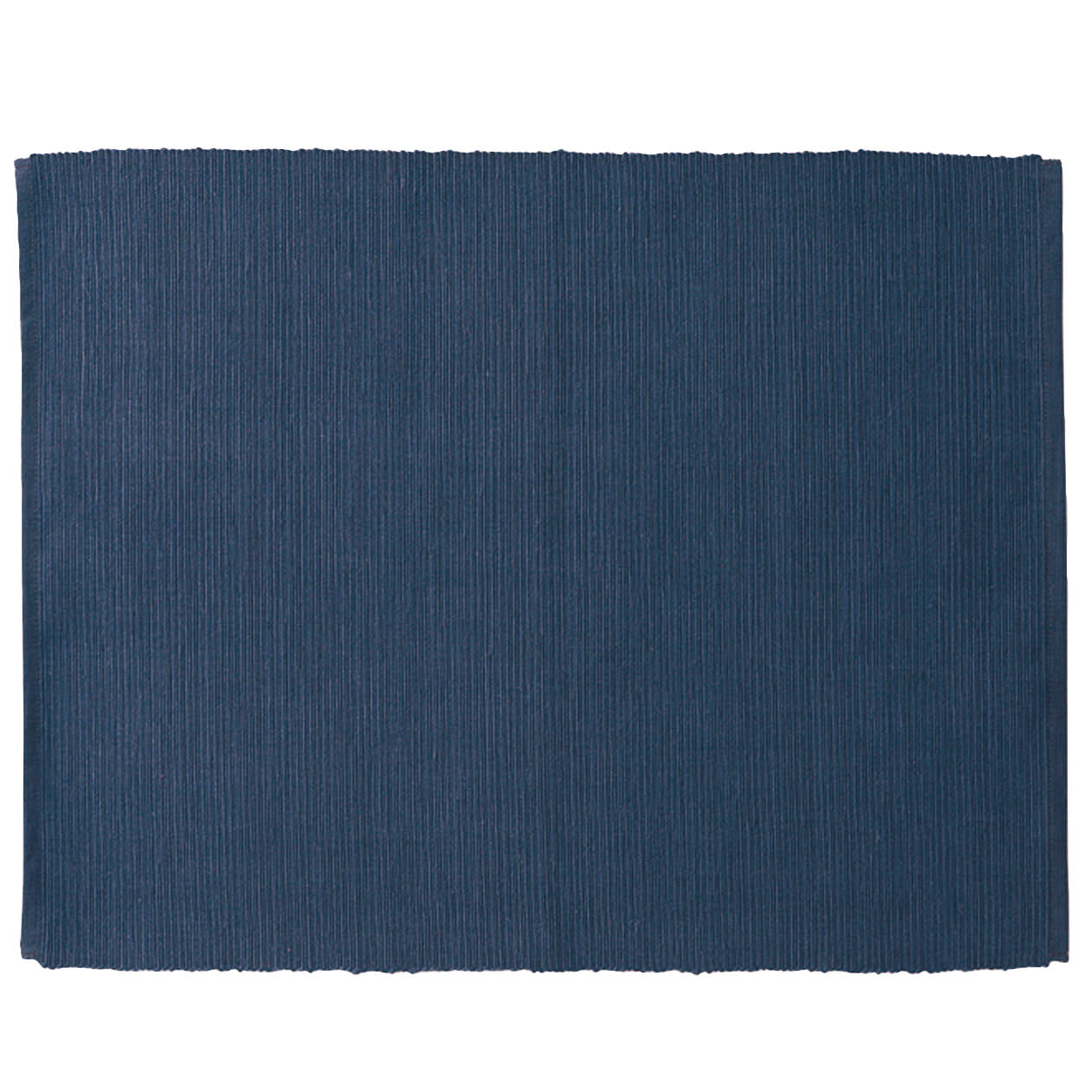 INDIAN COTTON HANDWOVEN PLACEMAT / BLUE