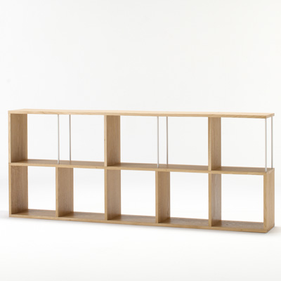 Excellent Stacking Shelf 5 Shelves Oak W42 D28 5 H200Cm Muji Home Interior And Landscaping Dextoversignezvosmurscom