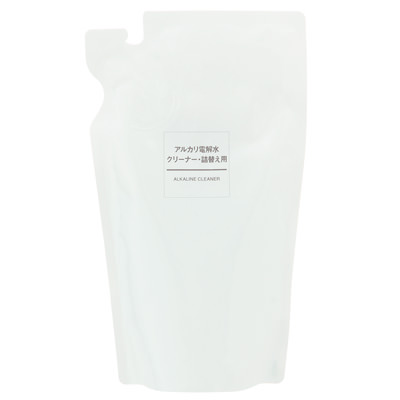 RoomClip商品情報 - アルカリ電解水クリーナー・詰替え用