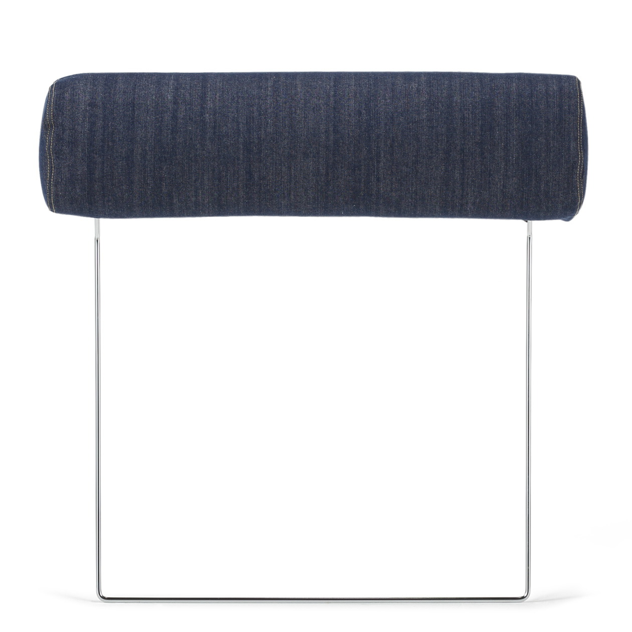 RoomClip商品情報 - 綿デニムソファ本体ヘッドレスト2.5シーター用カバー/ブルー 2.5シーター用/ブルー