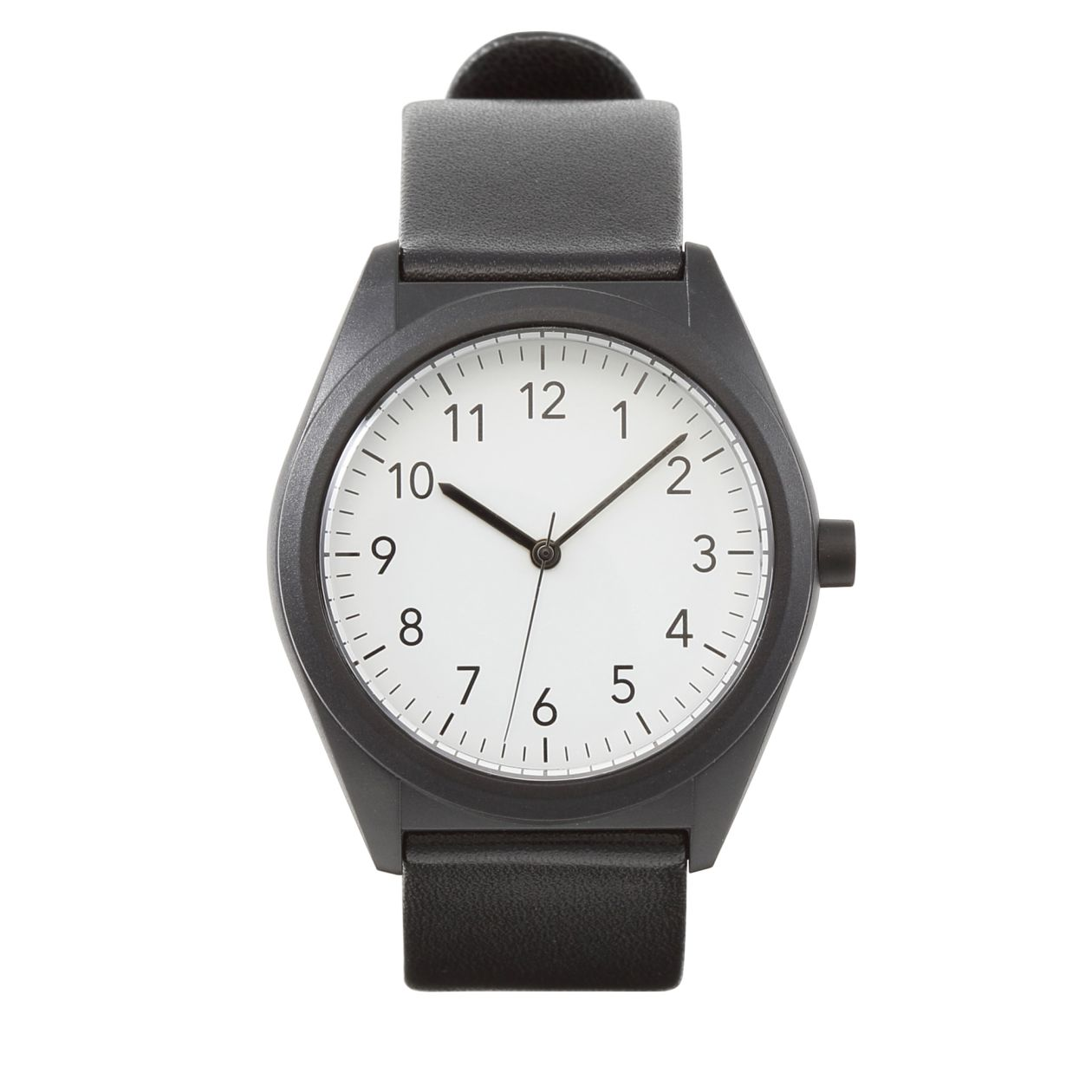 腕時計・Solar Watch・黒