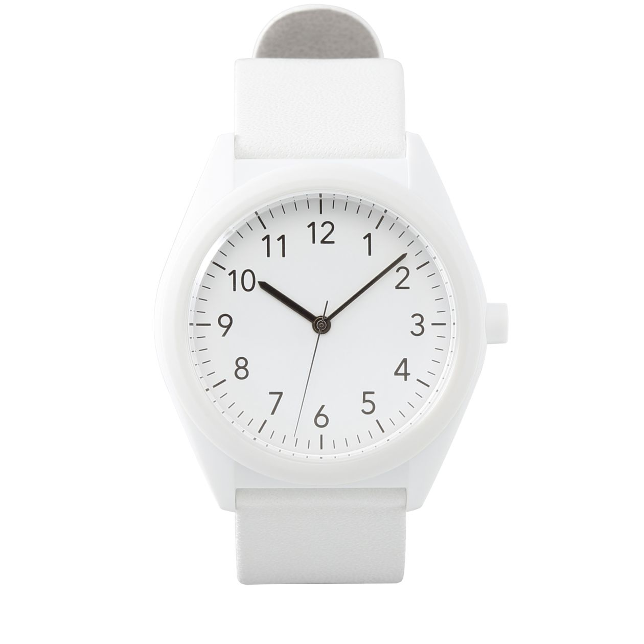 WATCH / SOLAR WATCH / WHITE