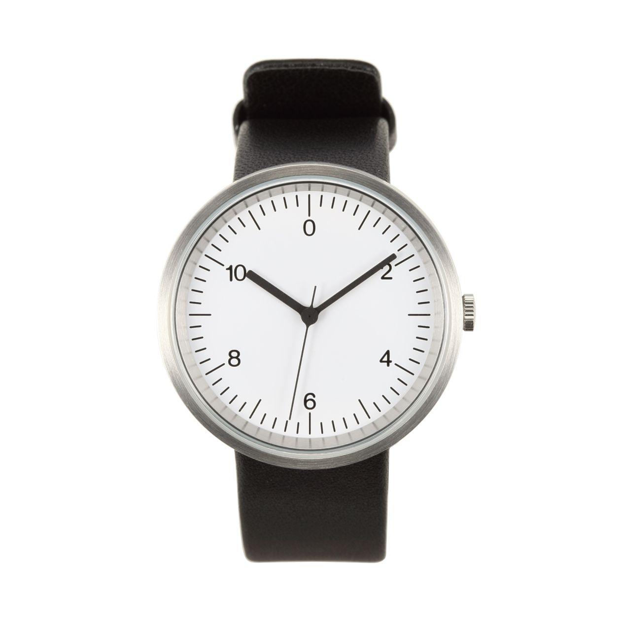 腕時計・Wall Clock・シルバー