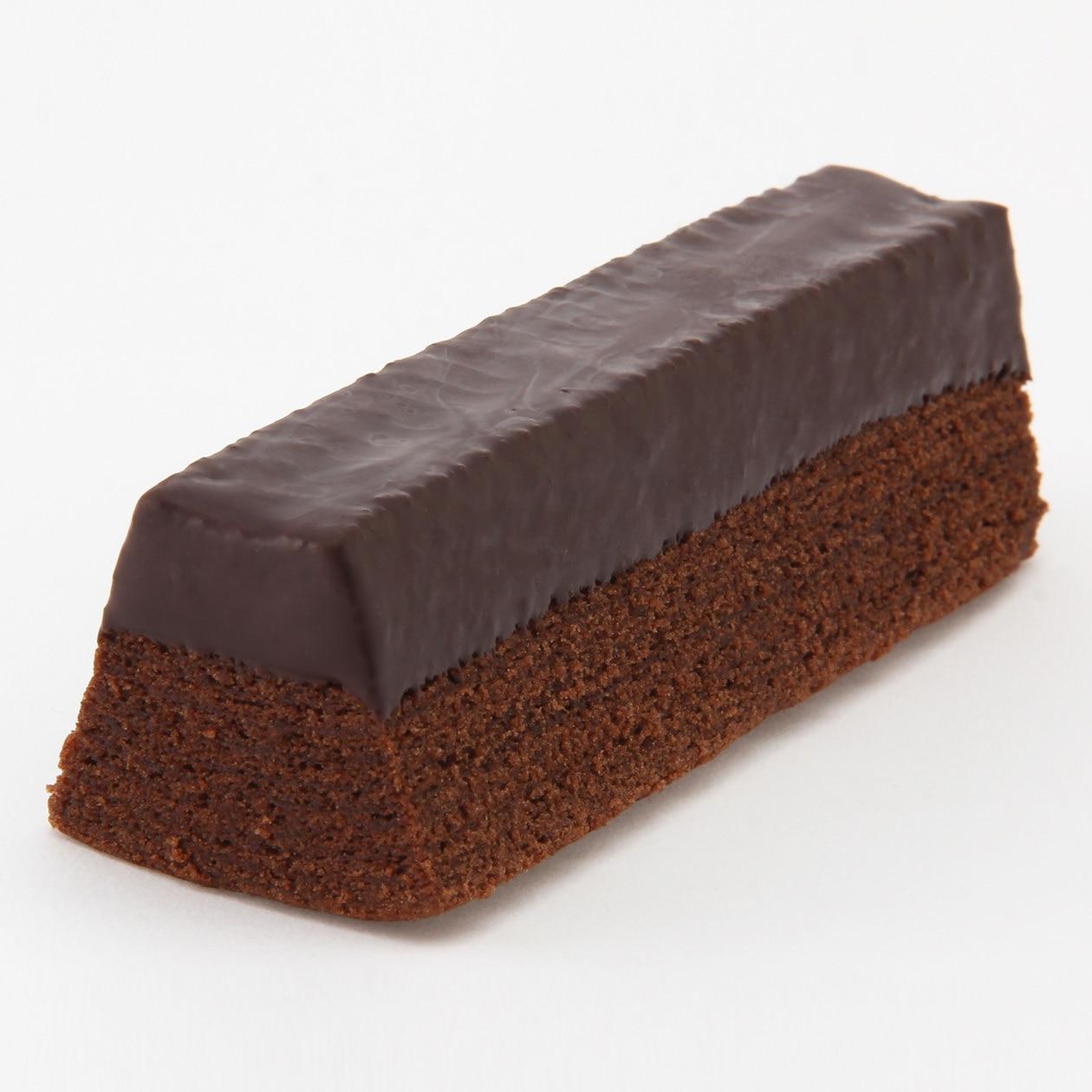 チョコがけチョコバウム
