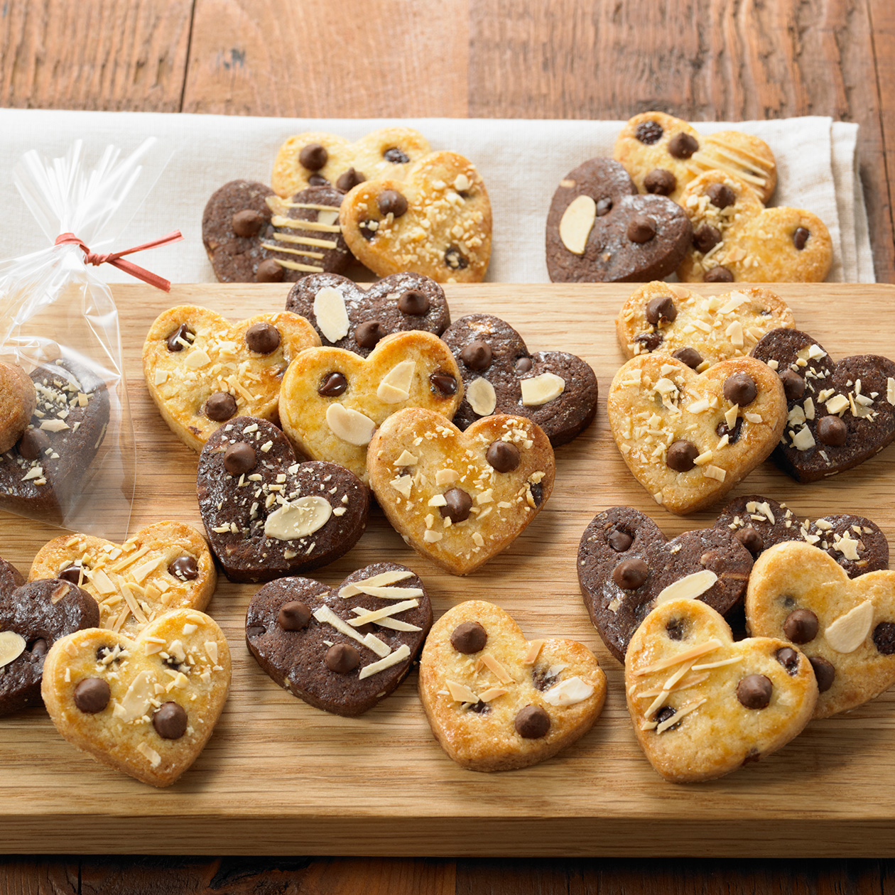 自分でつくる チョコチップクッキーボリュームパック