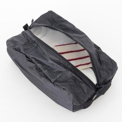 無印良品 | パラグライダークロスたためる仕分けケース・持ち手付・小ネイビー・約13×30×20cm 通販