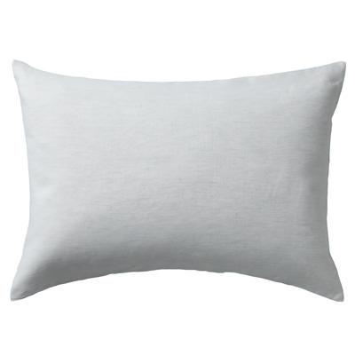 RoomClip商品情報 - 麻平織まくらカバー/ライトブルー
