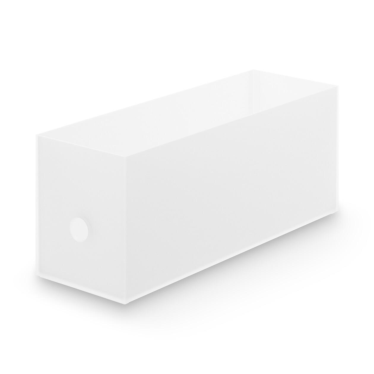 ポリプロピレンファイルボックス・スタンダードタイプ・1/2の写真