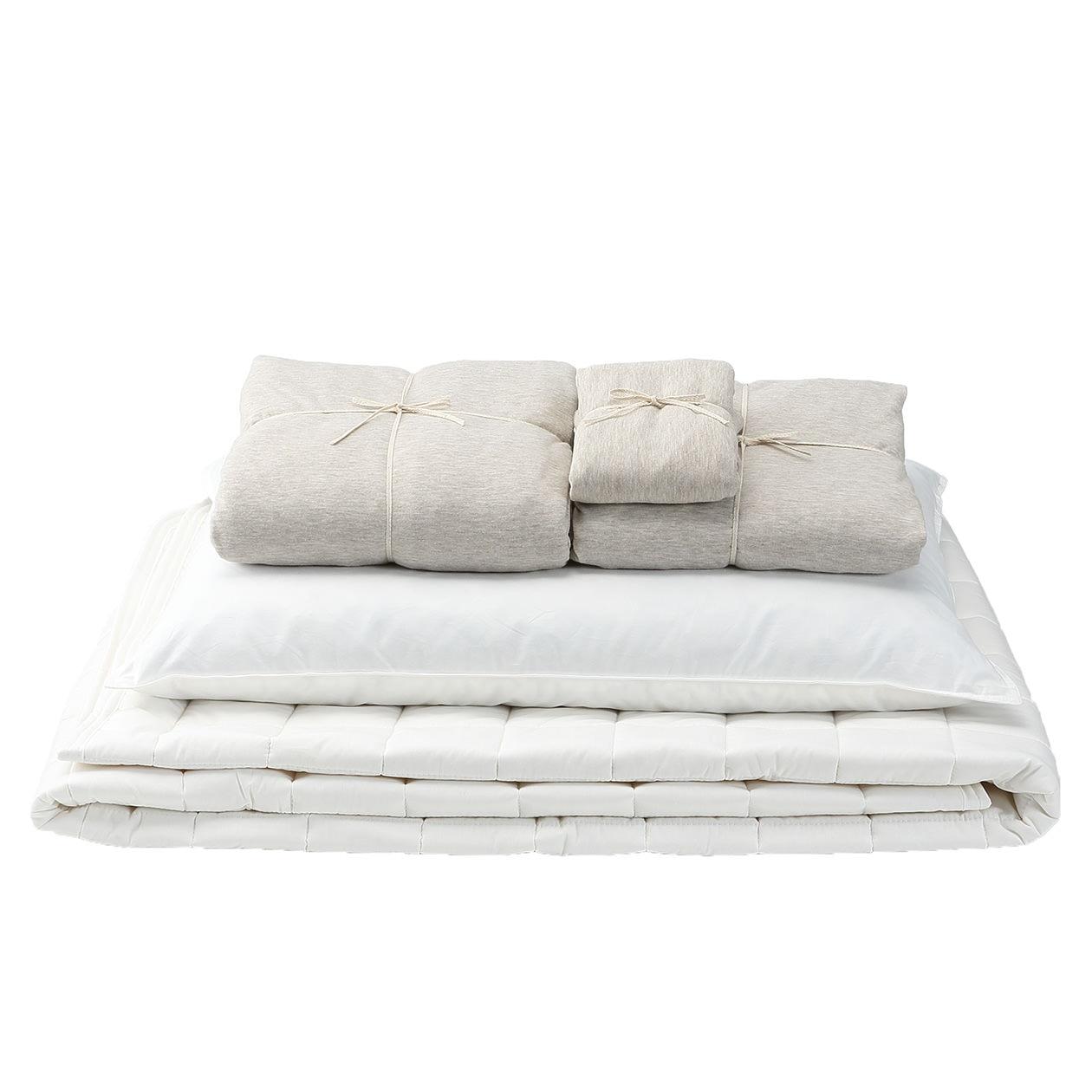 【まとめ買い】ベッド用寝装セット