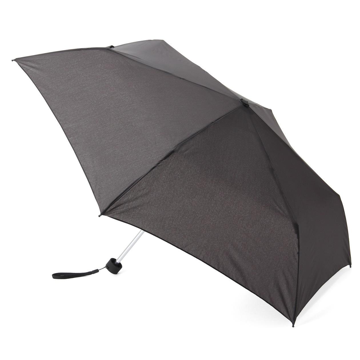 晴雨兼用ポリエステル軽量コンパクト折りたたみ傘